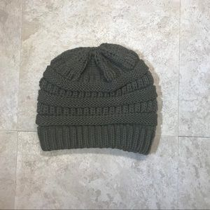 Unbranded Grey Winter Hat
